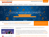 Details : Web development India - Macronimous.com