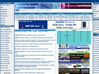 Bourse Ernstrade.com - Portail Boursier - Actualite Boursiere Internationale.