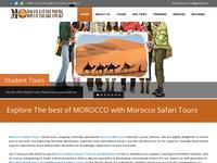 Détails : Morocco safari tours - travel in morocco -holidays to morocco -  4*4 - excurssion  - tours in morocco-to morocco - marrakech - zagoura-ouarzazate