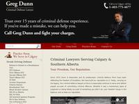 Détails : Calgary Criminal Law Firm
