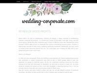 Détails : Wedding Corporate,  association de wedding planners et wedding designers