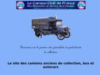 Détails : Association de camion bus poids lourds de collection , Le Camion Club de France