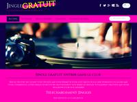 Détails : jingle gratuit le club : jingle radio ,jingle voix off