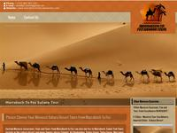 Tours from Marrakech to Fez, Marrakech to Fez Sahara Tour, Marrakech to fes Desert trip & Camel Trek