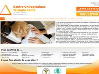 Chiropraticien Montreal | Docteur Henri Therrien