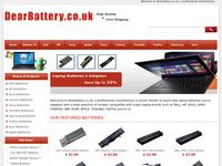 Détails : Battery for Laptop | Power Supply for Notebook at dearbattery.co.uk