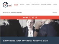 Avocat du divorce à Paris