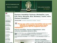 DETECTIMMOBILIER® Chasseur immobilier